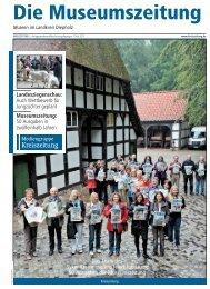 Die Museumszeitung - Kreismuseum Syke