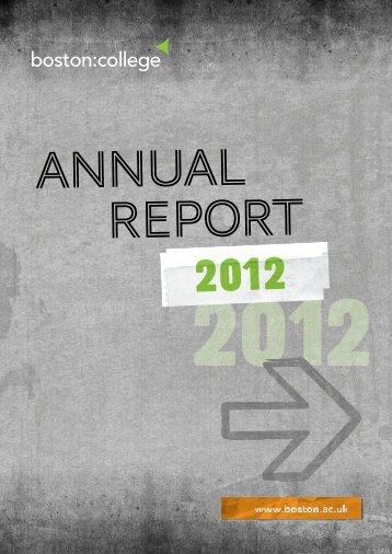 Boston College Annual Report 2012.pdf