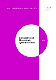 Diagnostik und Therapie der Lyme-Borreliose