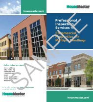 Professional Inspection Services for Commercial Properties and