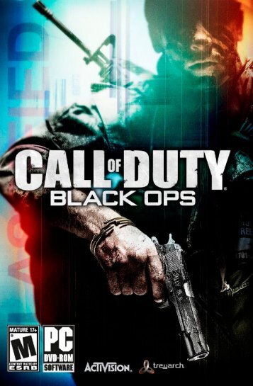 Black Ops Manual - Steam
