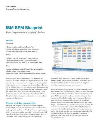 Cf brochurestyle1 ibm bpm in action ibm bpm blueprint ibm bpm in action malvernweather Choice Image