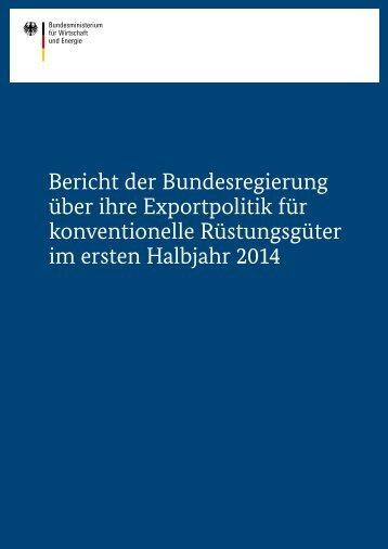 Zwischenbericht-Rüstungsexporte-2014-1.Halbjahr