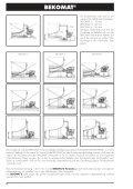 BEKOMAT 2,3,6_de.pm6 - BEKO TECHNOLOGIES GmbH - Seite 6