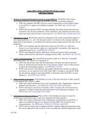 8/21/09 1 Tanks RBCA Rules: DNR/PSTIF Primary Issues with Rule ...