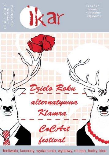 tu można pobrać Ikara z marca 2008 r. (w formacie ... - Polska wersja