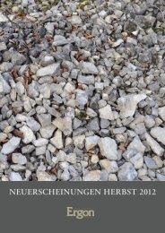 Orien talistik - Ergon Verlag