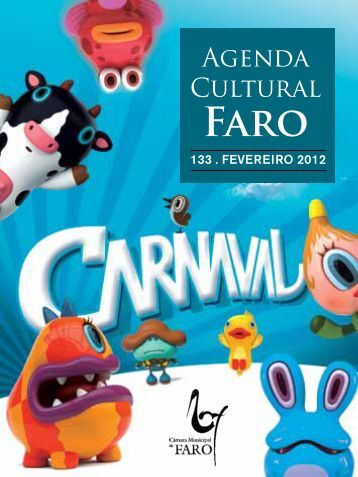 Agenda Cultural - Câmara Municipal de Faro