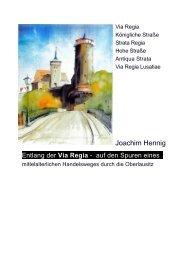 Joachim Hennig - Via Regia
