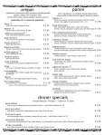 Full Menu - Coupa Cafe - Page 5