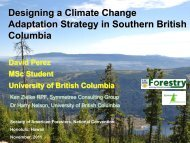 Designing a Climate Change Adaptation Strategy ... - WordPress.com