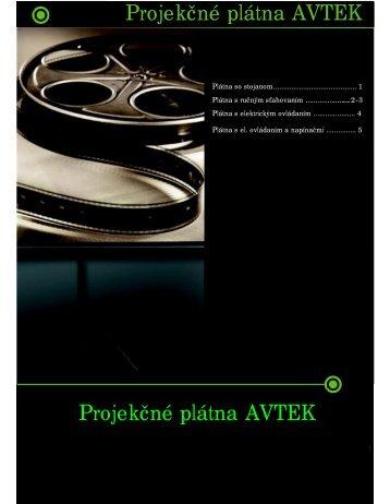 Katalóg - AVET spol. s ro