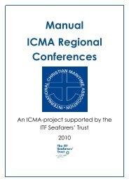 Manual ICMA Regional Conferences - International Christian ...
