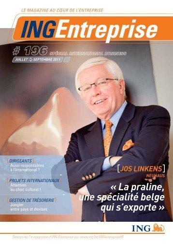 INGEntreprise - ING Belgium