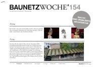BauNetzWoche#154 - Eine ungeliebte Architektur