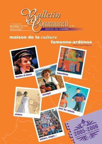 cinéma - Marche-en-Famenne