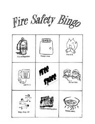 Fire Bingo - I Will Prepare