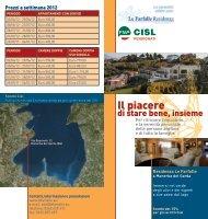 Residenza Le Farfalle - Fnp – Cisl Pensionati Lombardia