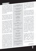 das programmheft zum ersten - Grünauer BC 1917 - Page 2