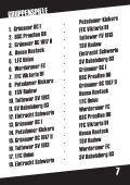 das programmheft zum ersten - Grünauer BC 1917 - Page 7