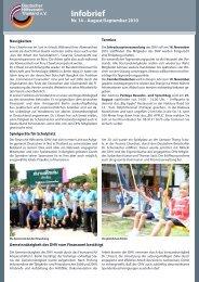 Infobrief - dhv-thailand
