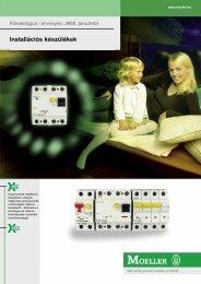 Védelmi kapcsolókészülékek - Amper Trade