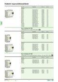 Védelmi kapcsolókészülékek - Amper Trade - Page 5
