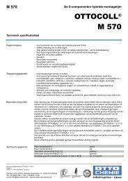 + Download specificaties (PDF) - Dat is Wivo.nl!