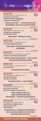 7 - Bydgoski Festiwal Nauki - Page 7