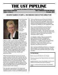 Board Names Starr J. Richmond Executive Director
