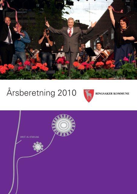 Årsberetning 2010.pdf - Ringsaker kommune