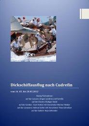 der Bericht mit 2GB also Ladezeit! - beim OSCG Offenburger Segel ...