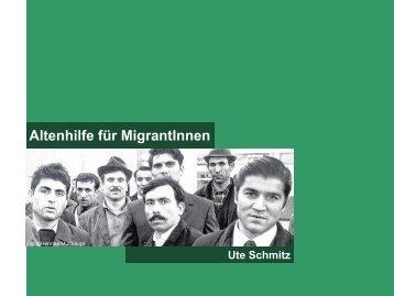 Altenhilfe für MigrantInnen (PDF-Datei)