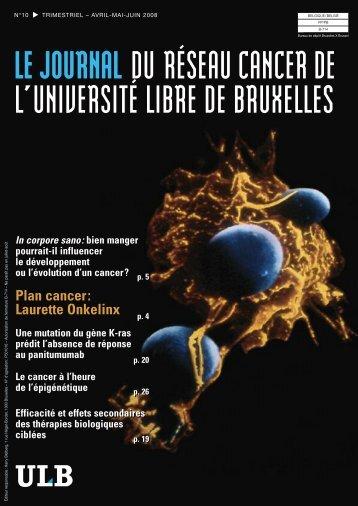 JULB 7 1er TRI_2007 - Institut Jules Bordet Instituut