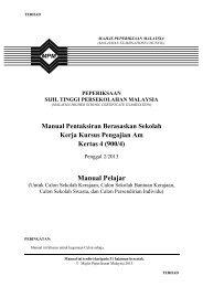 Manual Pengajian Am 9004