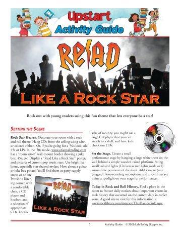 Like a Rock Star - Upstart Promotions
