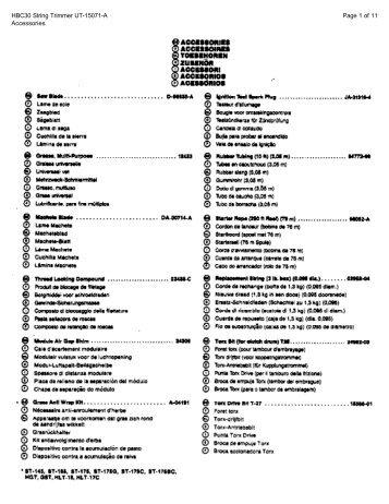HOMELITE 26cc MIGHTYLITE STRING TRIMMER MODEL NOS