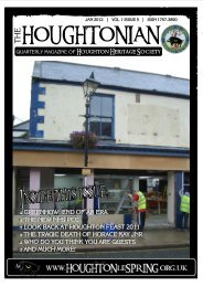 The Houghtonian Magazine Vol 1 Issue 5 - Houghton-le-Spring