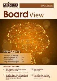 HIGHLIGHTS - MINDA Malaysian Directors Academy
