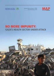 No-More-Impunity-Gazas-Health-Sector-Under-Attack