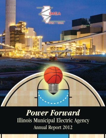 Illinois Municipal Electric Agency Annual Report 2012