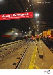 Rapport d'activité 2012 de Groupe Eurotunnel