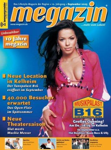 September 2005 - Megazin