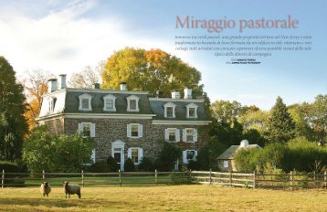 Miraggio pastorale - SiteWelder