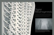 Digital Morphogenesis - Neil Leach