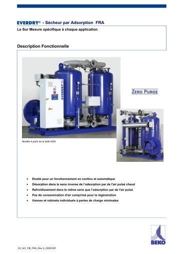 à partir de la taille 4200 - BEKO TECHNOLOGIES GmbH