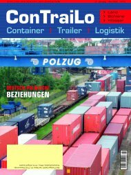 Container | Trailer | Logistik