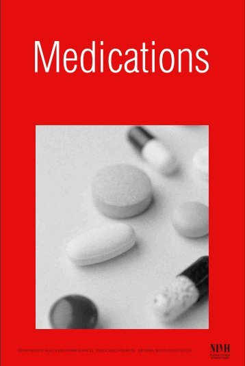 Medications - The Canadian Mental Health Association Inc.