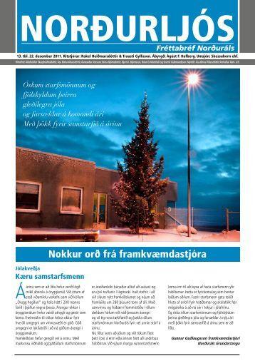 12. tölublað 2011 - Norðurál