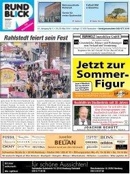Rahlstedt feiert sein Fest